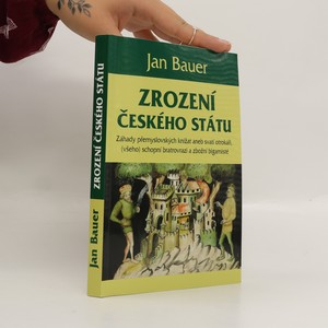 náhled knihy - Zrození českého státu