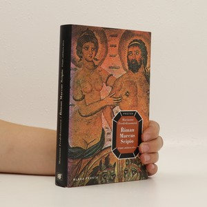 náhled knihy - Říman Marcus Scipio. Příběh Ježíšova stínu