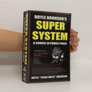 náhled knihy - Doyle Brunson's Super System