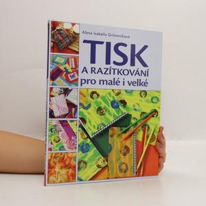 náhled knihy - Tisk a razítkování pro malé i velké