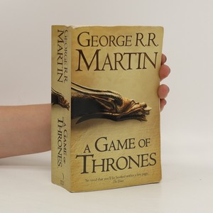 náhled knihy - Game of thrones : book one of A song of ice and fire