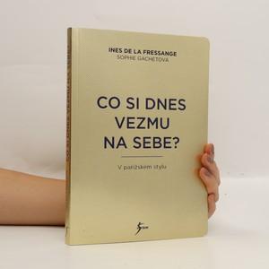 náhled knihy - Co si dnes vezmu na sebe?
