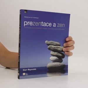 náhled knihy - Prezentace a zen. Jednoduše a srozumitelně o designu prezentací a jejich předvádění