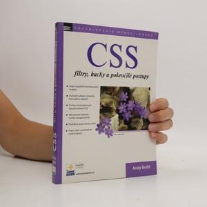náhled knihy - CSS : filtry, hacky a pokročilé postupy