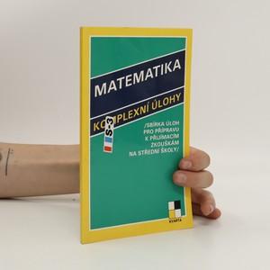 náhled knihy - Matematika - komplexní úlohy
