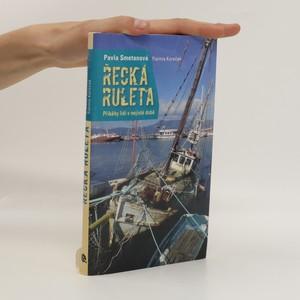 náhled knihy - Řecká ruleta. Příběhy lidí v nejisté době