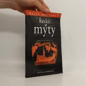 náhled knihy - Řecké mýty