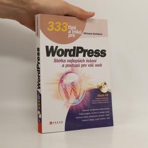náhled knihy - 333 tipů a triků pro WordPress