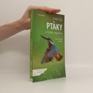 náhled knihy - Kam za ptáky v České republice