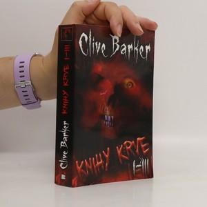 náhled knihy - Knihy krve I-III