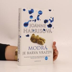 náhled knihy - Modrá je barva vraždy