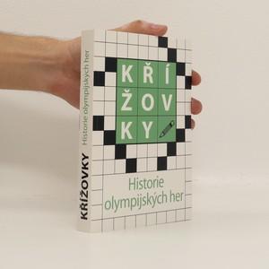 náhled knihy - Křížovky : Historie olympijských her