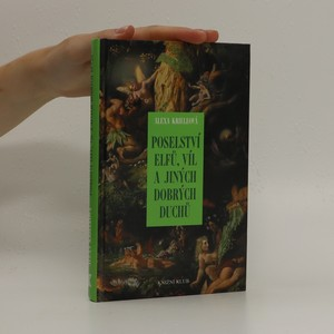 náhled knihy - Poselství elfů, víl a jiných dobrých duchů