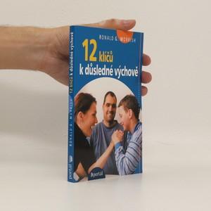náhled knihy - 12 klíčů k důsledné výchově