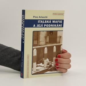 náhled knihy - Italská mafie a její podnikání