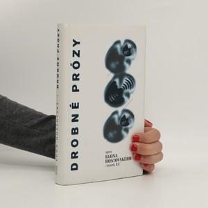 náhled knihy - Drobné prózy