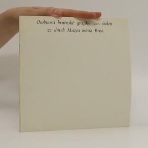 náhled knihy - Osobnosti brněnské grafiky 20. století ze sbírek Muzea města Brna