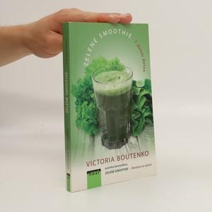 náhled knihy - Zelené smoothie. 7-denní detox