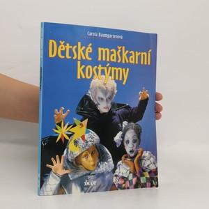 náhled knihy - Dětské maškarní kostýmy