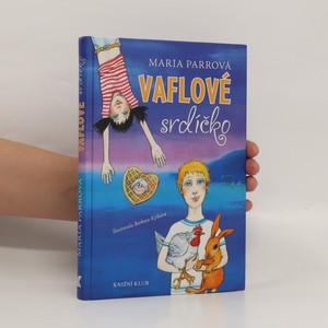 náhled knihy - Vaflové srdíčko