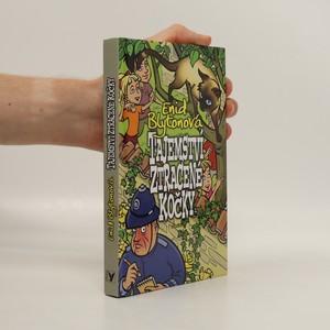 náhled knihy - Tajemství ztracené kočky