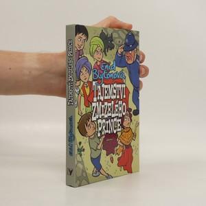 náhled knihy - Tajemství zmizelého prince