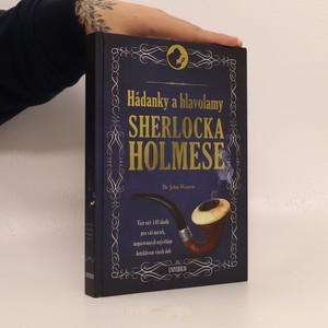 náhled knihy - Hádanky a hlavolamy Sherlocka Holmese