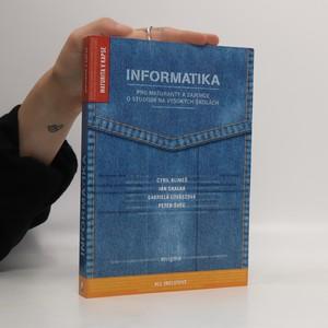 náhled knihy - Informatika pro maturanty a zájemce o studium na vysokých školách