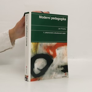 náhled knihy - Moderní pedagogika