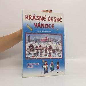 náhled knihy - Krásné české Vánoce. Nejznámější koledy