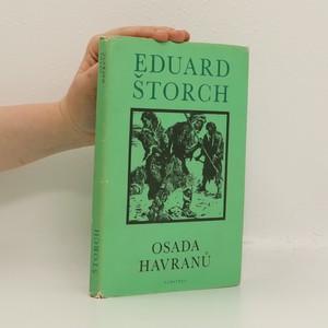 náhled knihy - Osada Havranů : příběh z mladší doby kamenné