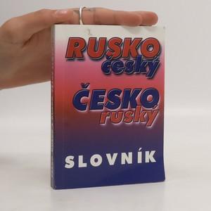 náhled knihy - Rusko-český, česko-ruský slovník