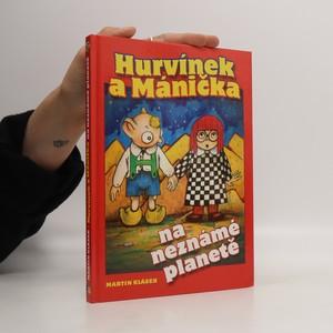 náhled knihy - Hurvínek a Mánička na neznámé planetě