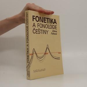 náhled knihy - Fonetika a fonologie češtiny : s obecným úvodem do problematiky oboru