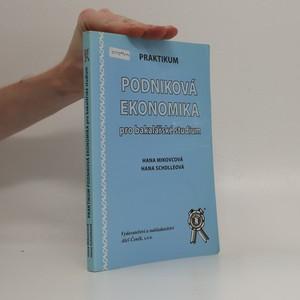 náhled knihy - Podniková ekonomika pro bakalářské studium
