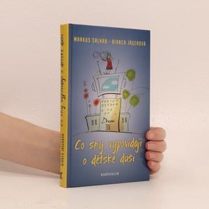 náhled knihy - Co sny vypovídají o dětské duši