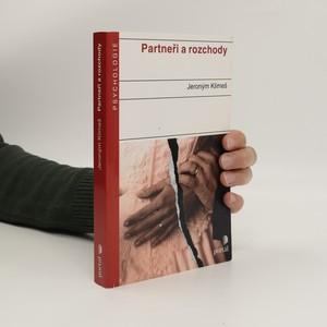 náhled knihy - Partneři a rozchody