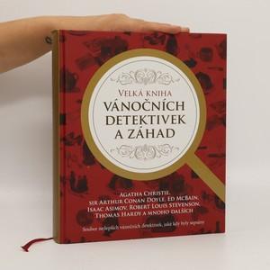 náhled knihy - Velká kniha vánočních detektivek a záhad