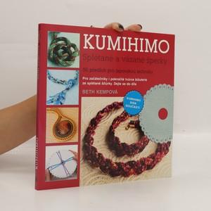 náhled knihy - Kumihimo : splétané a vázané šperky : 50 předloh pro japonskou techniku