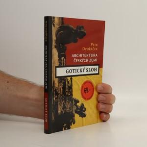 náhled knihy - Gotický sloh (duplicitní ISBN)