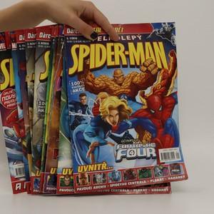 náhled knihy - Velkolepý Spider-man. roč. 2010, díly 1-12. (12 svazků)
