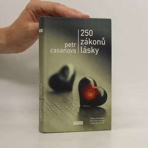 náhled knihy - 250 zákonů lásky