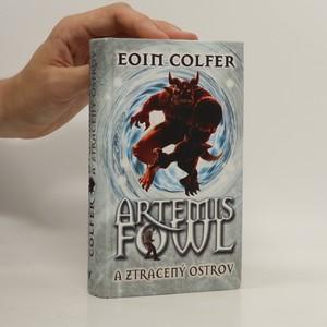 náhled knihy - Artemis Fowl a ztracený ostrov