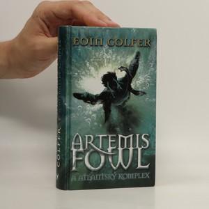 náhled knihy - Artemis Fowl a atlantský komplex