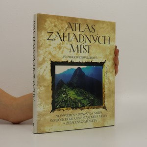 náhled knihy - Atlas záhadných míst