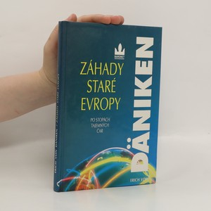 náhled knihy - Záhady staré Evropy : po stopách tajemných čar
