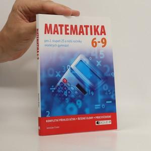 náhled knihy - Matematika 6-9 pro 2. stupeň ZŠ a nižší ročníky víceletých gymnázií