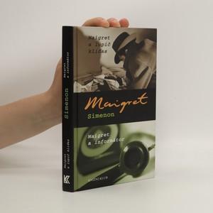 náhled knihy - Maigret a lupič kliďas. Maigret a informátor