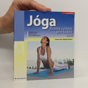 náhled knihy - Jóga : krátká cvičení na každý den