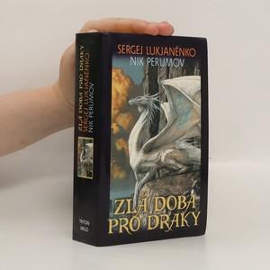 náhled knihy - Zlá doba pro draky